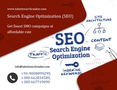 """""""We design SEO strategies that make a difference to your online presence. Call +91-9008099299, +380 66 283 4580 and Visit Our Website: www.talentsearchranker.com """" Internet Marketing Agency, Marketing Services, Best Seo Services, Seo Site, Seo Strategy, Search Engine Optimization, How To Get, Ukraine, Digital"""