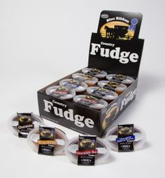 Traditional Fudge Can Be So Square!