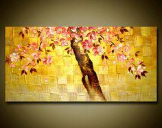metallic gold painting - Google Search