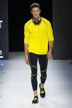 Dirk Bikkembergs SpringSummer 2015 Collection - Milan Fashion Week - DerriusPierreCom (31)