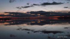 Lough Ree at Sunset