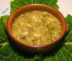 Ricetta Minestra di verza e patate (o zucca) pubblicata da luisa2 - Questa ricetta è nella categoria Zuppe, passati e minestre