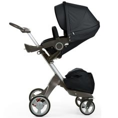 STOKKE XPLORY Stroller by Stokke at BabyEarth.com, $1,099.00