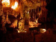 grutas de castellana en Bari Italia