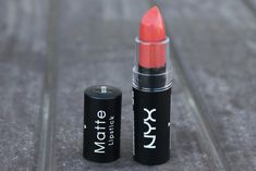 Nyx Matte Lipstick in Sierra ♥ Photos, Review & Swatches