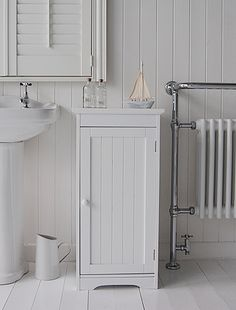 Captivating A White Bathroom Storage Cabinet   For Under Basin?