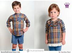 ♥ PILAR BATANERO colección de moda infantil OI 2014/15 ROMÁNTICA y VERSÁTIL ♥ : ♥ La casita de Martina ♥ Blog Moda Infantil y Moda Premamá, Tendencias Moda Infantil