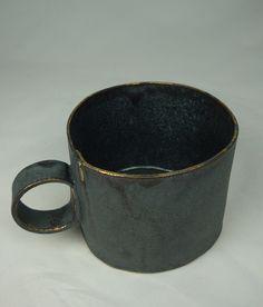 Olia Lamar - Handbuilt Toshiko coffee cup 5