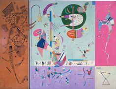 Composition VII - Wassily Kandinsky - WikiPaintings.org