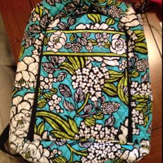 My Vera Bradley backpack...love it