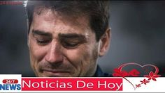 Iker Casillas, roto de dolor, sufre uno de los golpes más fuertes de su vida | Noticias de hoy