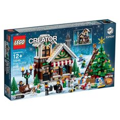 """Looking for great deals on """"LEGO Creator Winter Toy Shop""""? Save money when buying your LEGO play sets for your children and yourself. Lego Creator Sets, The Creator, Lego Winter Toy Shop, Lego Winter Village, Lego Christmas, Noel Christmas, Christmas Vacation, Christmas Gifts, Toys R Us"""