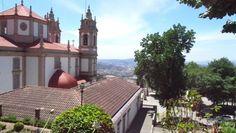 Santuário do Bom Jesus do Monte, Braga, Portugal :)