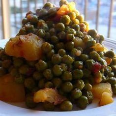 Greek Peas in Tomato Sauce @ allrecipes.com.au