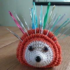 Holden the Hookhog – Crochet Pattern (Beautiful Skills – Crochet Knitting Quilting Crochet Fabric, Crochet Crafts, Crochet Dolls, Yarn Crafts, Crochet Projects, Knit Crochet, Crochet Hedgehog, Knitting Patterns, Crochet Patterns