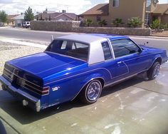 84 Buick Regal