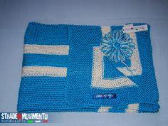 BBB: Beautiful Blue&white Blanket