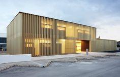 SMS Arquitectos, José Hevia · Badies Health Centre