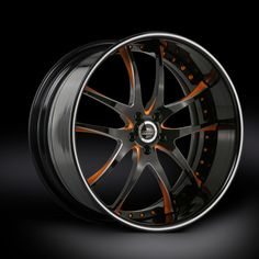 Savini SV40-S XLT Wheels