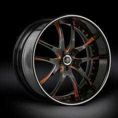 Savini SV40-S XLT Wheels