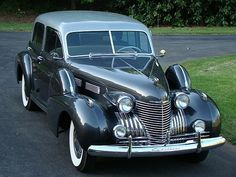 1940 Cadillac Fleetwood Sixty Special..Re-pin brought to you by agents of #CarInsurance at #HouseofInsurance in Eugene, Oregon.