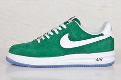 lowest price 14935 cbd67 Nike Lunar Force 1 (Pine Green) - Sneaker Freaker