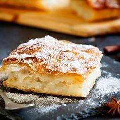 Puff Pastry Desserts, Syrup, Pie, Recipes, Food, Torte, Cake, Fruit Pie, Eten