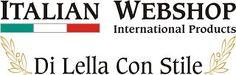 Di Lella Con Stile - Italian Webshop International Products