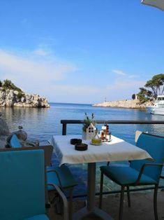 Konoba Fortuna Veli Losinj Outdoor Tables, Outdoor Decor, Island, Outdoor Furniture Sets, Travel, Home Decor, Sailing, Croatia, Travel Report