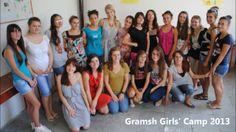Camp GLOW trial run - Gramsh, Albania