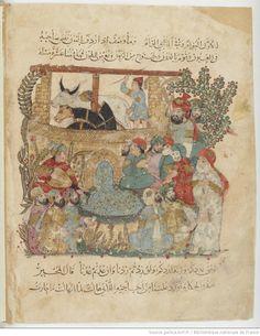 Bibliothèque nationale de France, Département des manuscrits, Arabe 5847 69v
