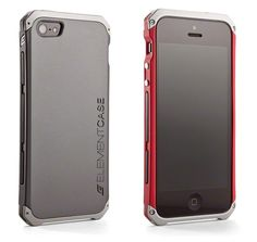 Treat Your iPhone 5S With The Solace Case By Element Case - Tech & Accessory News - Gadgetmac