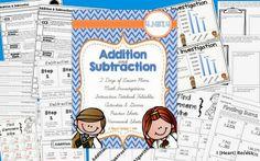 Lesson Plan Bundle for 4.NBT.4: Addition and Subtraction