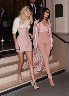 Kendall Jenner and Gigi Hadid | pinterest: @nickibryson