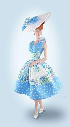 Barbie I, Vintage Barbie Dolls, Barbie World, Barbie Dress, Barbie And Ken, Barbie Clothes, Barbie Style, Fashion Royalty Dolls, Fashion Dolls