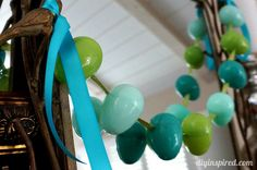 decorating-with-plastic-easter-eggs