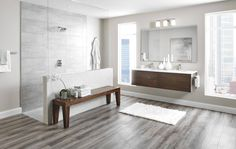 Via's streamlined look creates a compact, modern design that makes an impact.