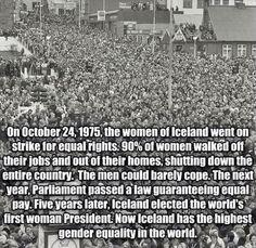 Women's power!
