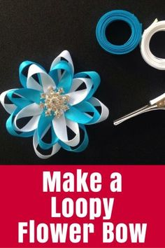 make-a-loopy-flower-bow