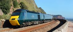 Tour England by train: the best of England's South West itinerary South West Trains, Railroad Companies, Visit Britain, Train Tour, British Rail, Train Tickets, Diesel Locomotive, Train Layouts, Train Travel