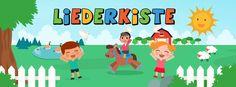Die schönsten Kinderlieder zum Mitsingen - schaut mal vorbei: www.liederkiste.co