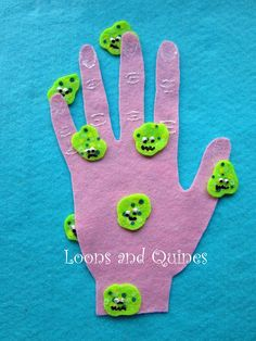 Loons and Quines @ Librarytime: Flannel Friday - Hand Washing