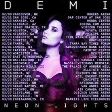 1000+ images about Neon Lights tour Demi lovato on ...