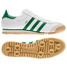 Kickin' it old school with some fresh new Adidas Rom