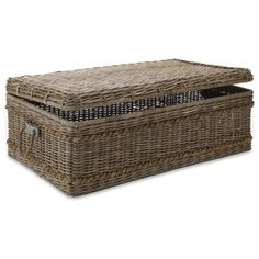 Shore Woven Rattan Coffee Table