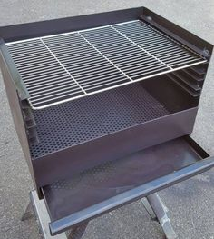 Diy Grill, Barbecue Grill, Grilling, Built In Braai, Fire Pit Cooking, Stoves Cookers, Building Foundation, Grilled Pizza, Grill Design
