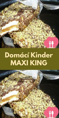 Domácí Kinder MAXI KING Maxi King, Cereal, French Toast, Meat, Chicken, Breakfast, Food, Morning Coffee, Meals