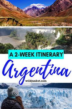 argentina itinerary - two weeks in argentina #argentina #argentinatravel #southamericatravel #americas #buenosaires #itinerary #travelguide