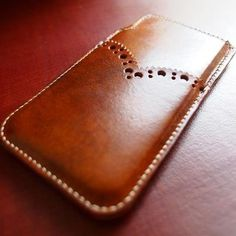 iPhone5 Brogues Sleeve
