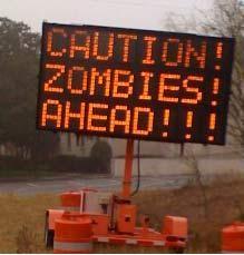 Walking Dead, anyone?